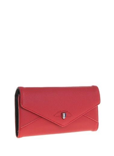 Pascal Classıc&Polo Cüzdan Kırmızı